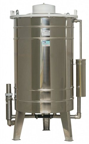Дистиллятор ДЭ-100 создан для